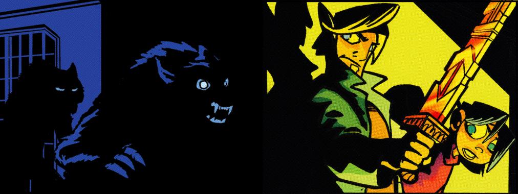 Werewolves&mage