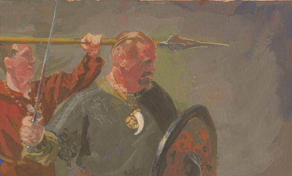 The Vikings scan
