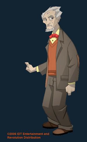 Professorbroom